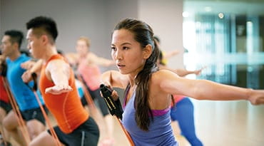 Fitness First Philippines les mills tone workout class